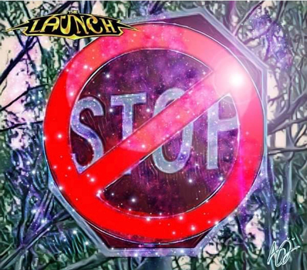 """The Launch's creative interpretative of the song """"Don't Stop Me Now"""" by The Launch's bassist Stu Franks."""