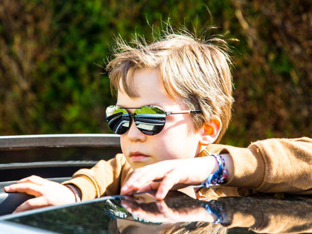 Does your child need sunglasses?