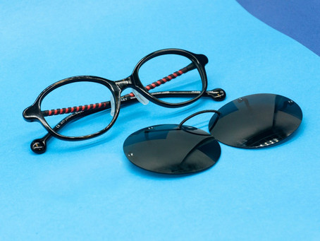 Revolutionary patented design – Eyelet SunPlus is the most suitable sunglasses for myopic children!