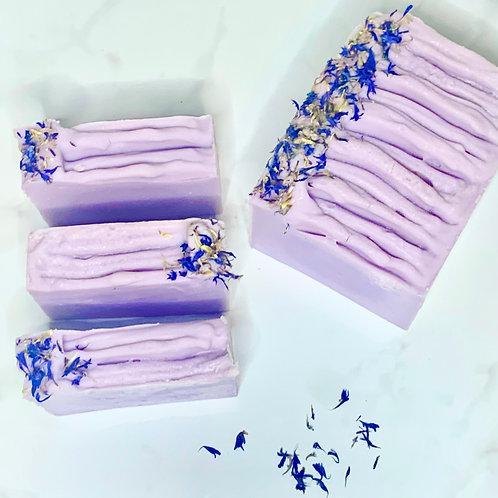 Lavender & Honey Soap (W)