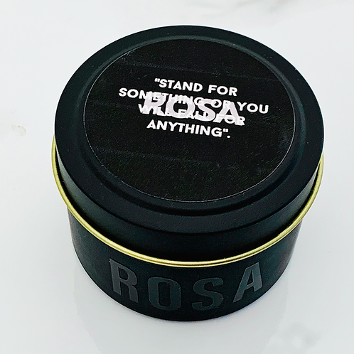 Rosa Parks Limited Edition Quote Candle