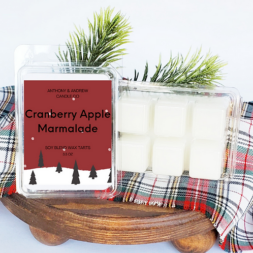 Pomegranate Cider Wax Melts
