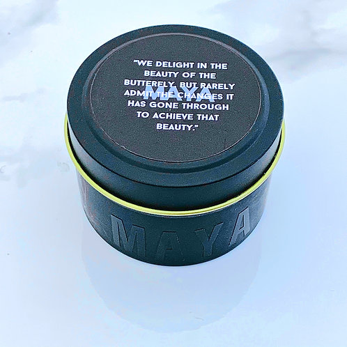 Maya Angelou Limited Edition Quote Candle