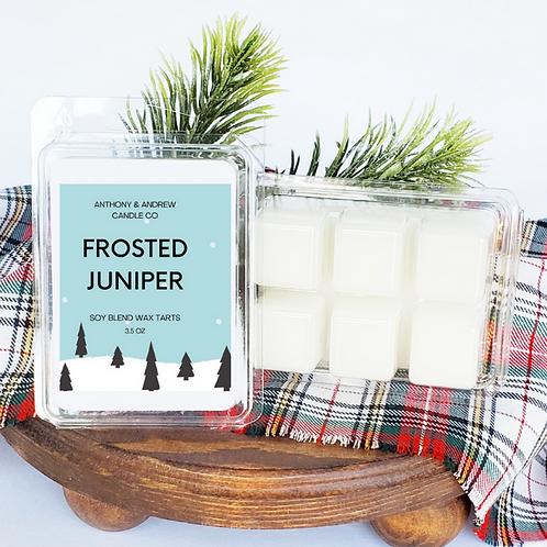 Frosted Juniper Wax Melts