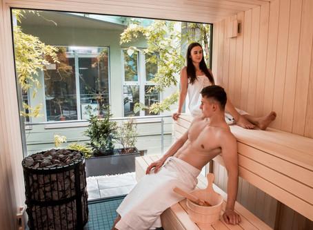 Sauna je pre naše telo rovnako prospešná ako cvičenie