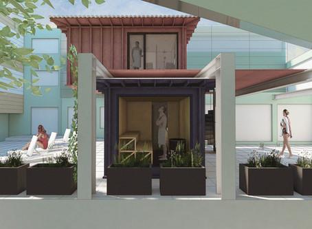 Architektonické štúdio GRAU: Elysium sauna bola pre nás novou výzvou