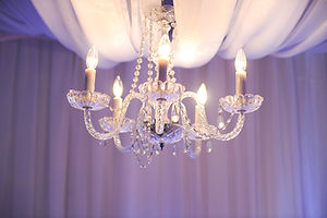 Dream Day Decor Ceiling Swags and Chandeliers