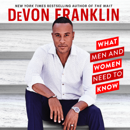 Book Review of The Truth About Men | Devon Franklin