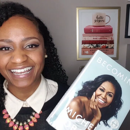 "Book Review of ""Becoming"" by Michelle Obama"