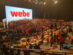 webe Official Launch