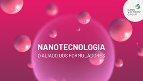 Nanotecnologia como diferencial em cosméticos de sensorial premium