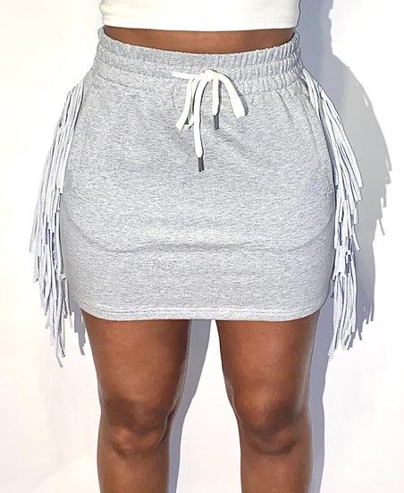 Mynced Mini Skirt