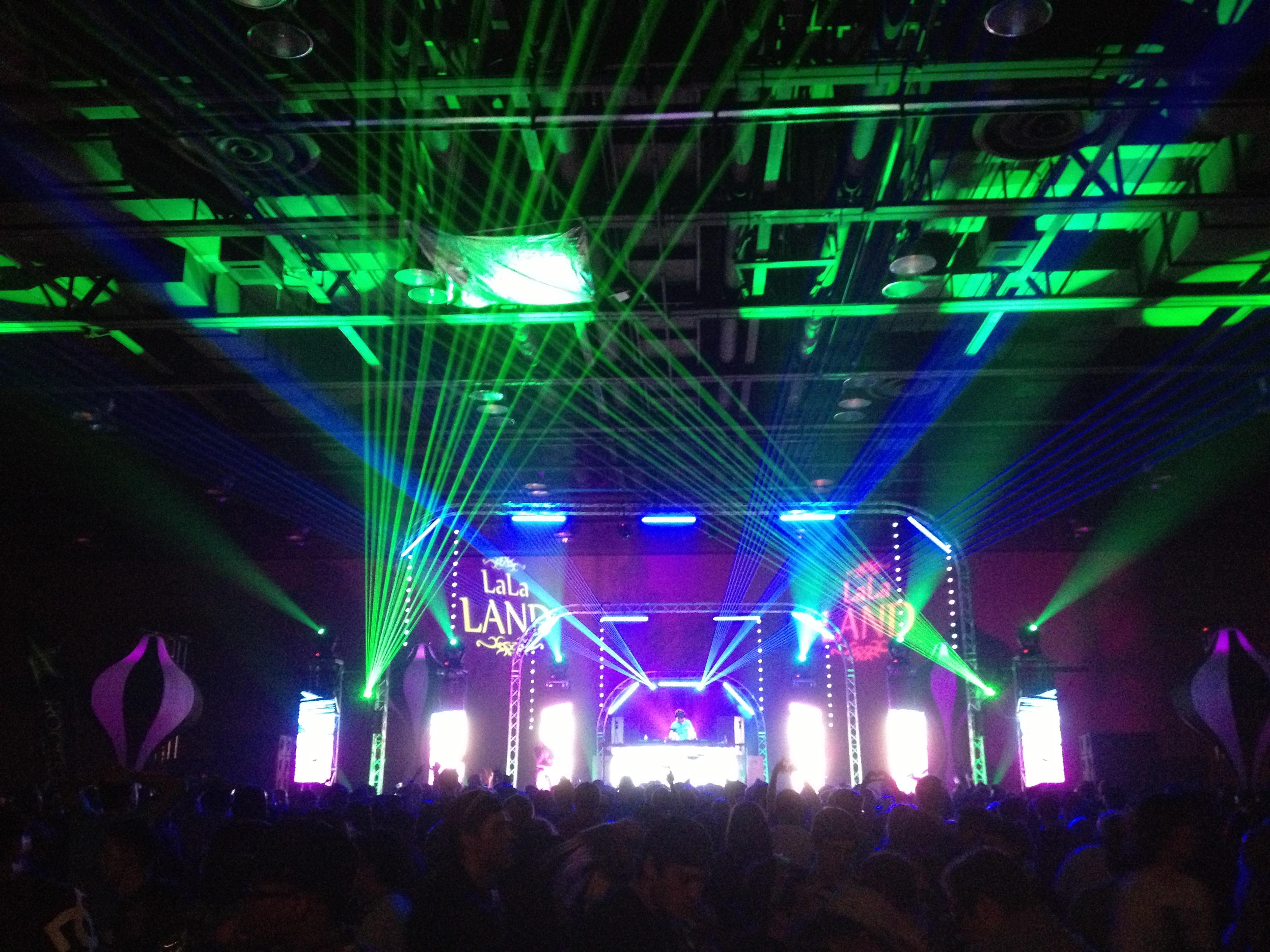 LALA LAND EDM EVENT
