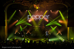 pepper 1-24-17 Live wire Fuck around