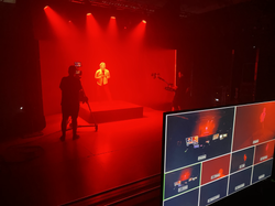 The Word Alive music video shoot