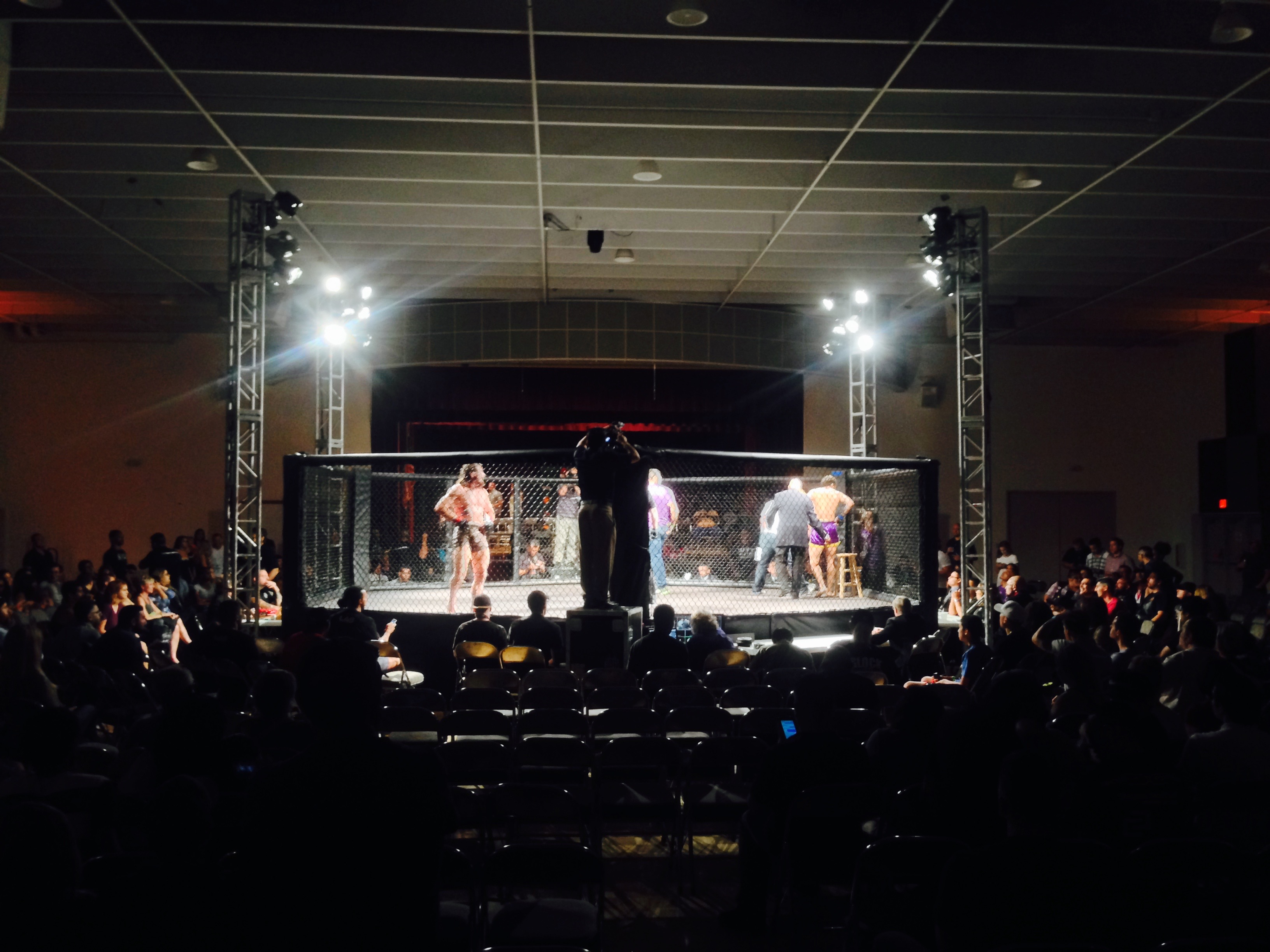 MMA event Phx AZ