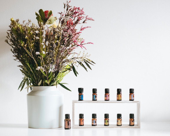 Tania Morgan Essential Oils