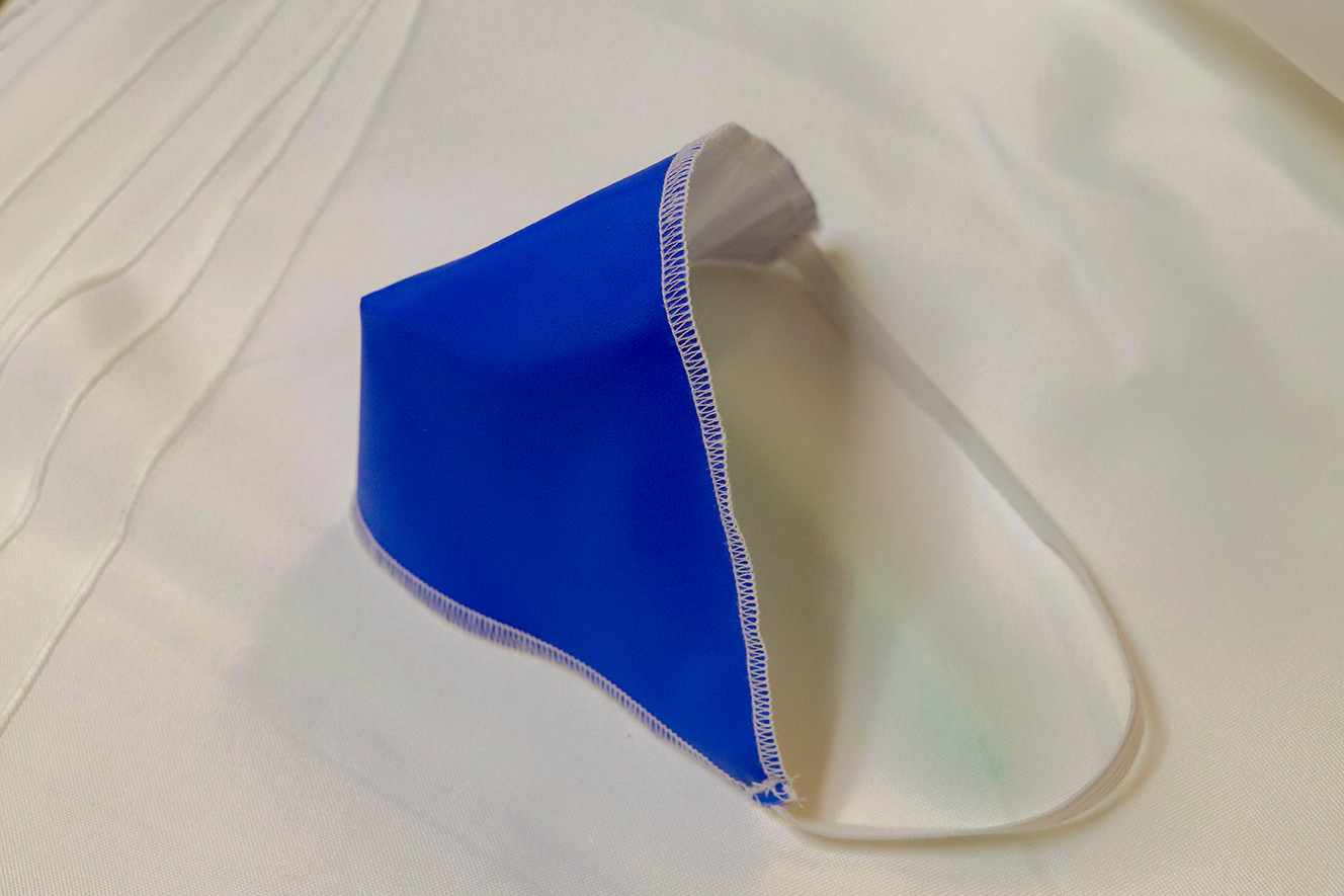 The Virginia Department of Corrections is now manufacturing sneeze/cough guard masks for use by Virginia DOC staff and offenders. They are hoping to be able to produce up to 15,000 sneeze/cough guard masks a day. (CLICK TO READ FULL ARTICLE)