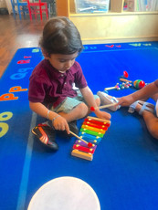 Teaching music at a young age helps chil