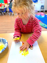 Preschool activities not only teach youn