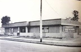 Fairmont Private School in 1976