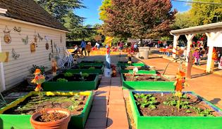 Fairmont - Agricultural Program Garden.p