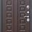 Thumbnail: Монарх 10 см (Венге, Белый ясень)