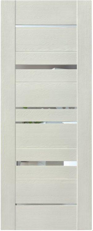 Мистраль 5 (экошпон) Софт белый, зеркало обьчное