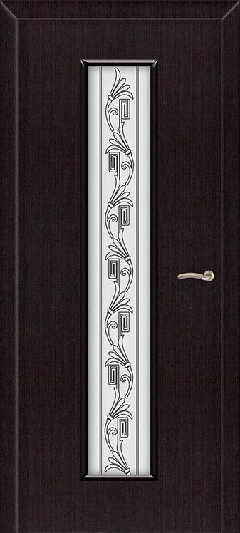 Вьюн (ламинат) стекло с рисунком