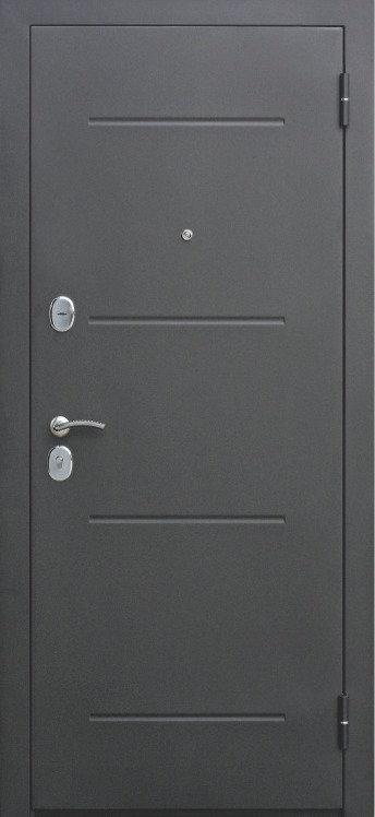 Гарда 7,5 см серебро (Венге, Белый ясень)
