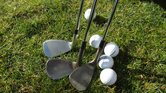 A Brief Ode to Golf (but not really)
