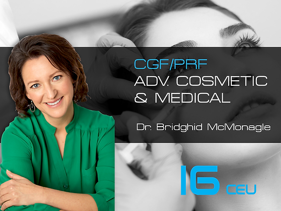 Advanced Cosmetic and Medical  Treatments utilizing LPCGF,  APAG, ICF & OZONE
