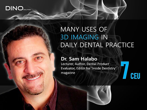 The Many Uses of 3D Imaging in Daily Dental Practice