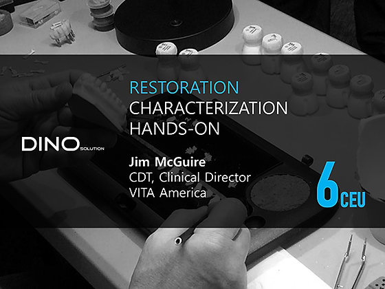 Characterizing & Shading Materials to Address Esthetic Concerns : Hands-on