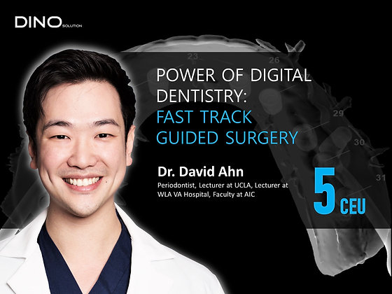 Power of Digital Dentistry: FAST TRACK TO TREAT IMPLANT CASES LIKE A SPECIALIST