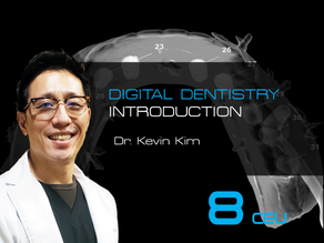 Introduction to Intraoral/CBCT Scanning. 3D Printing & CAD/CAM