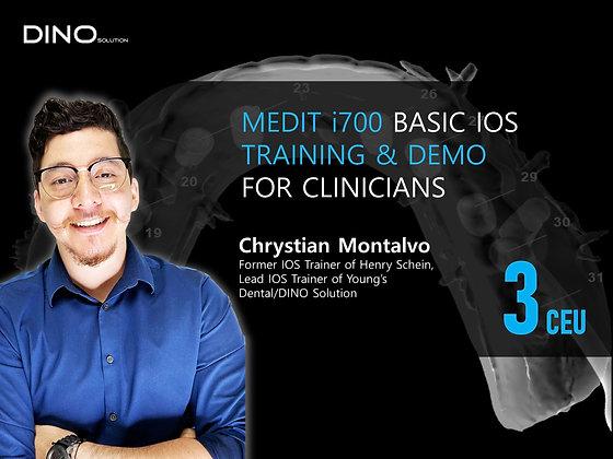 MEDIT i700 Basic User Training & Demo : LV1