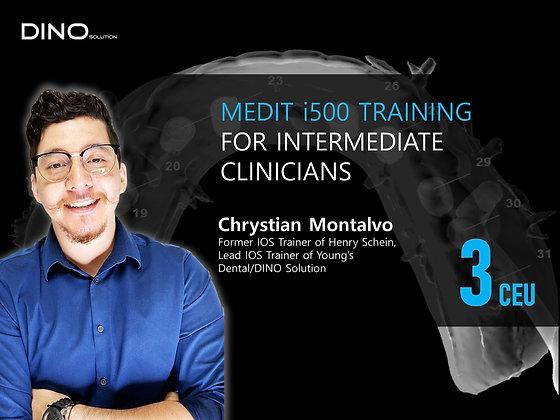 MEDIT i500 Intermediate User Training : LV2