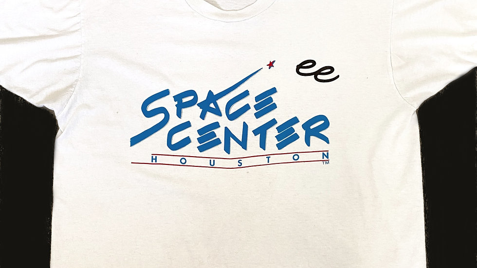 Space Center Houston- Epic Ethic Shirt