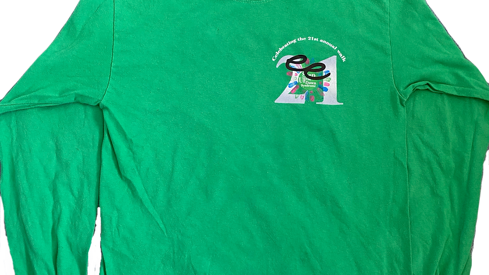 Step Up For Down Syndrome- Epic Ethic Shirt