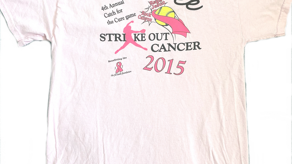 Strike Out Cancer- Epic Ethic Shirt