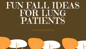 Fun Fall Ideas for People with Lung Conditions