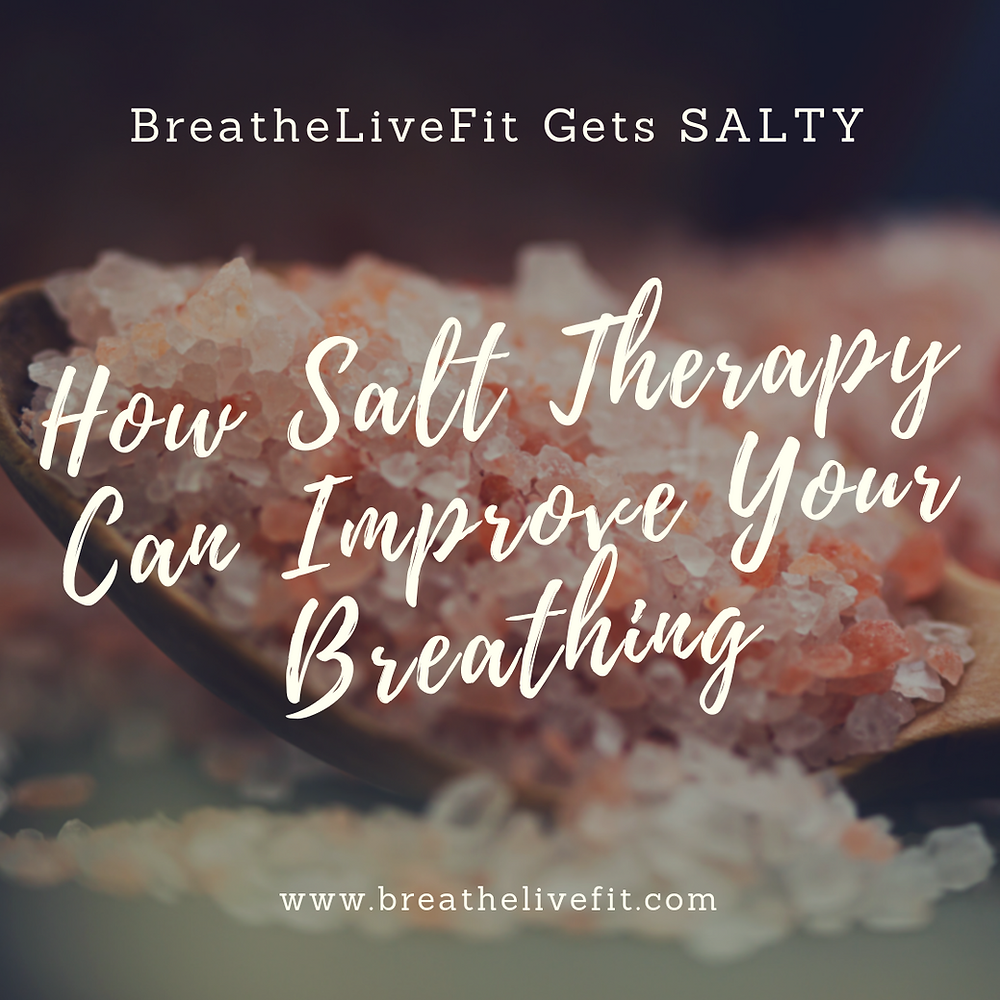 How Salt Therapy Can Improve Your Breathing