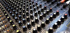 Música amplificador de reparación
