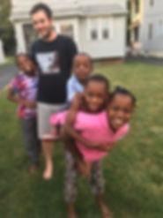 Summer 2017.Max Herzog and kids.JPG