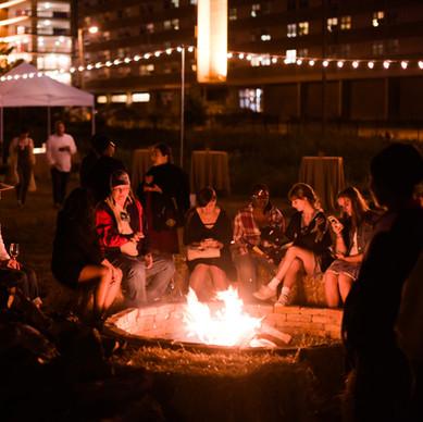 REAP the Benefit Bonfire