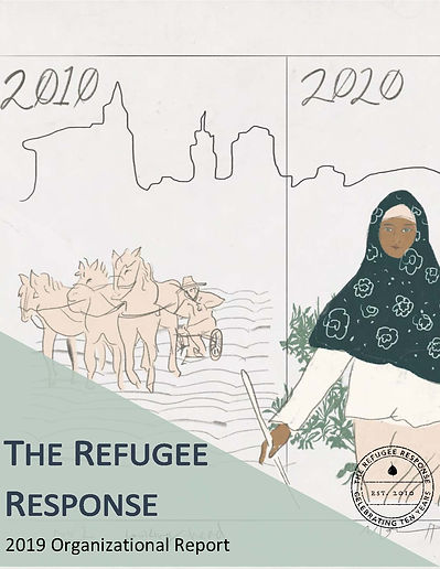 Pages from The Refugee Response Annual R