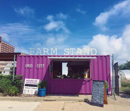 Ohio City Farm Stand