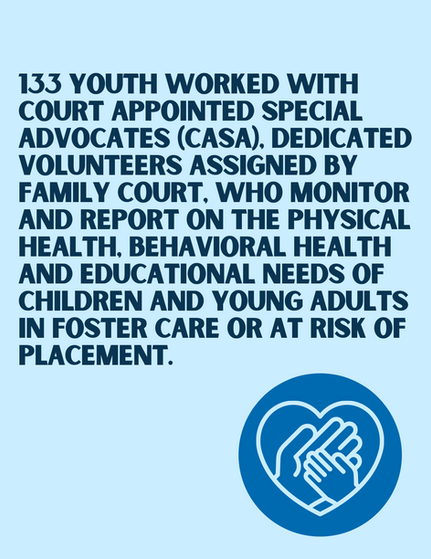 Court Appointed Special Advocates (CASA)