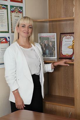 Мухамедзянова Ирина Александрона